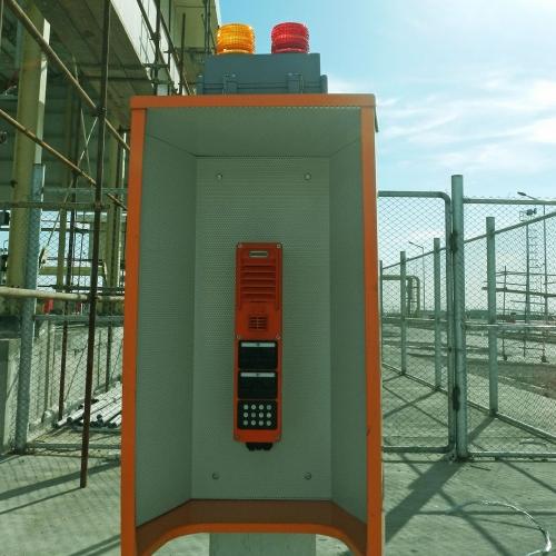 سیستم اینترکام یا ایستگاه تماس
